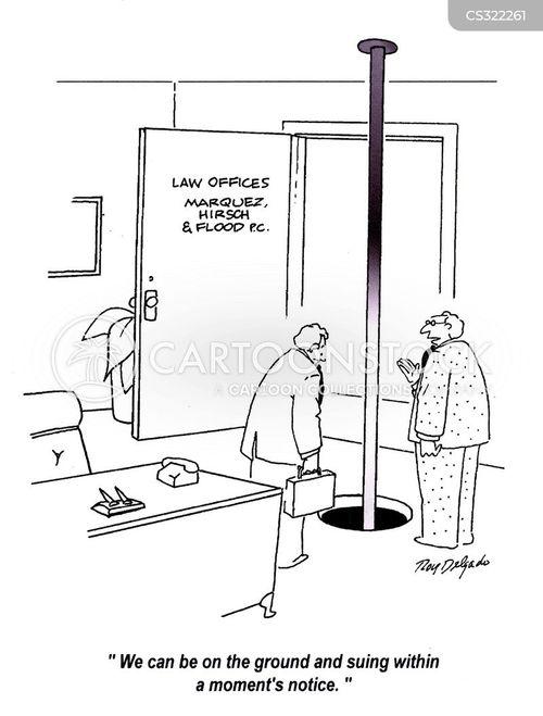 quicker cartoon