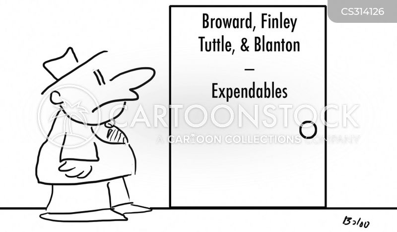 expendable cartoon