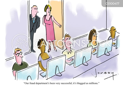 misrepresentation cartoon
