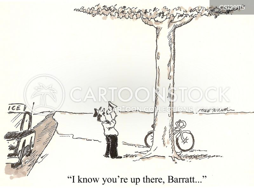 cycled cartoon