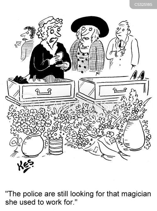 sawn in half cartoon