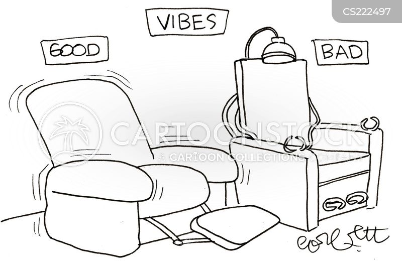 bad vibes cartoon