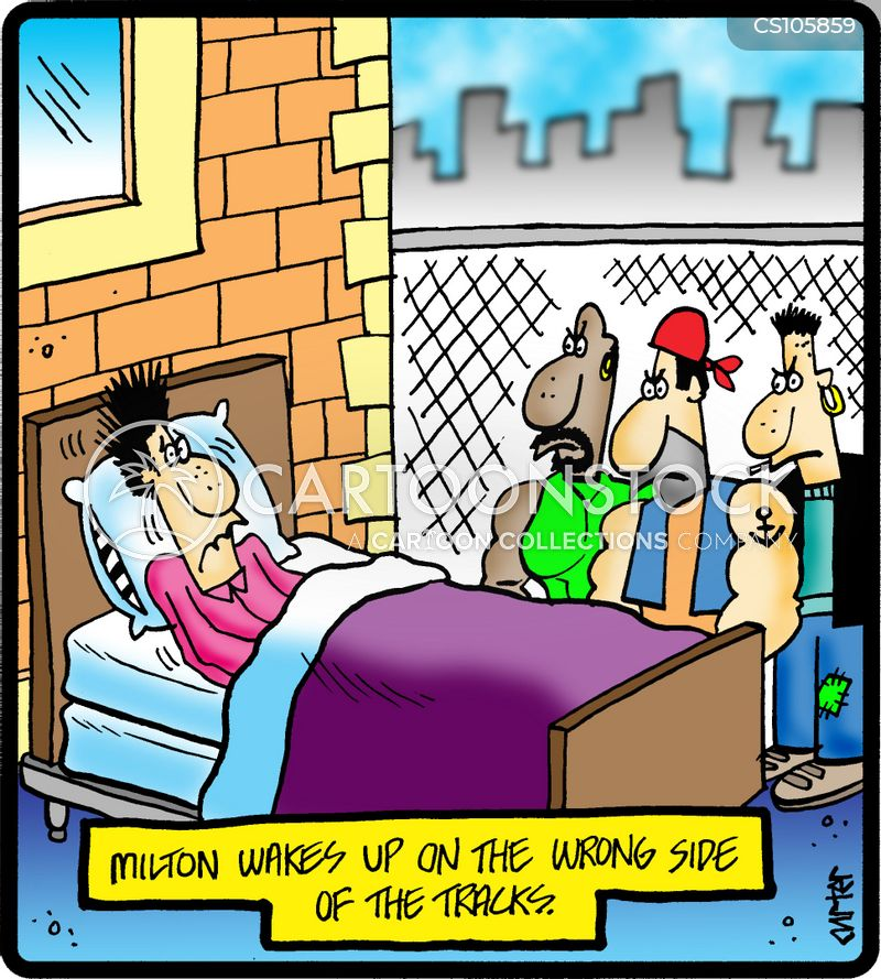 wake-ups cartoon