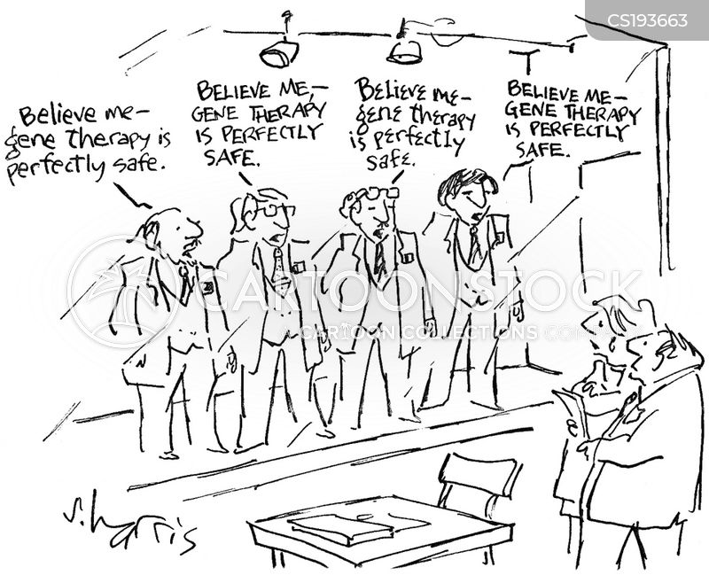 police line ups cartoon