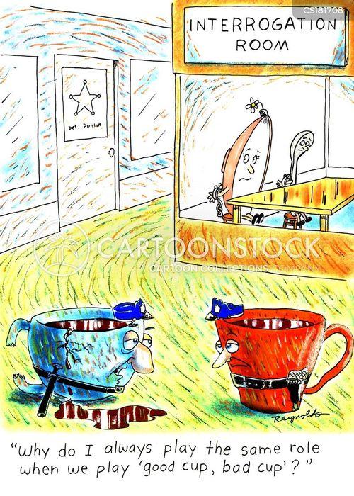 cups cartoon