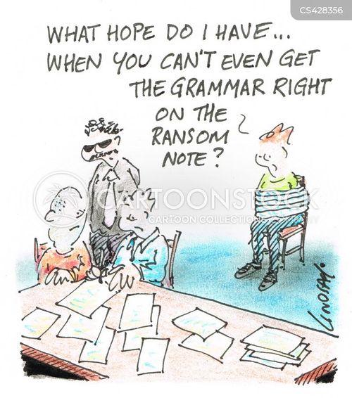 ransoms cartoon