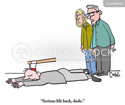 dude cartoon