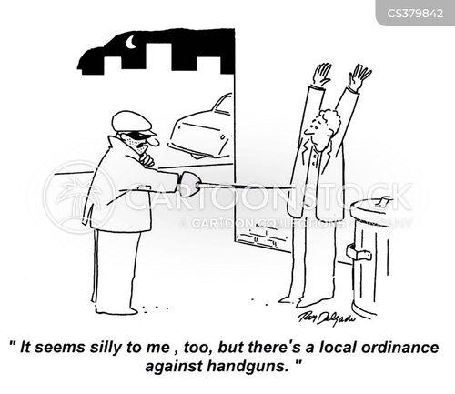 ordinances cartoon