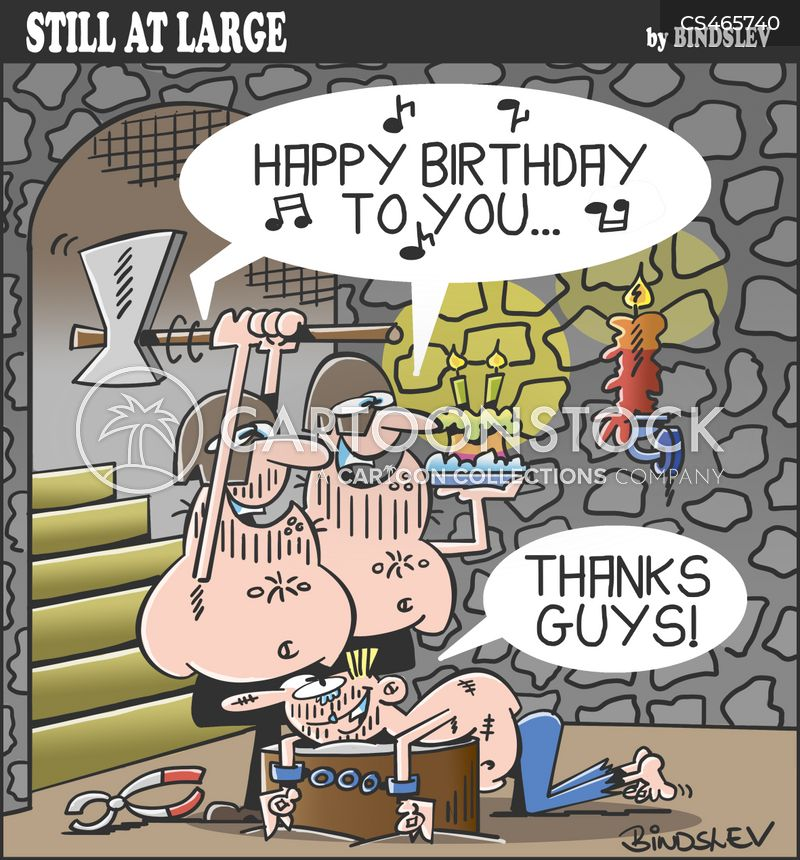 happy birthdays cartoon