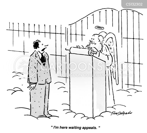 appealed cartoon