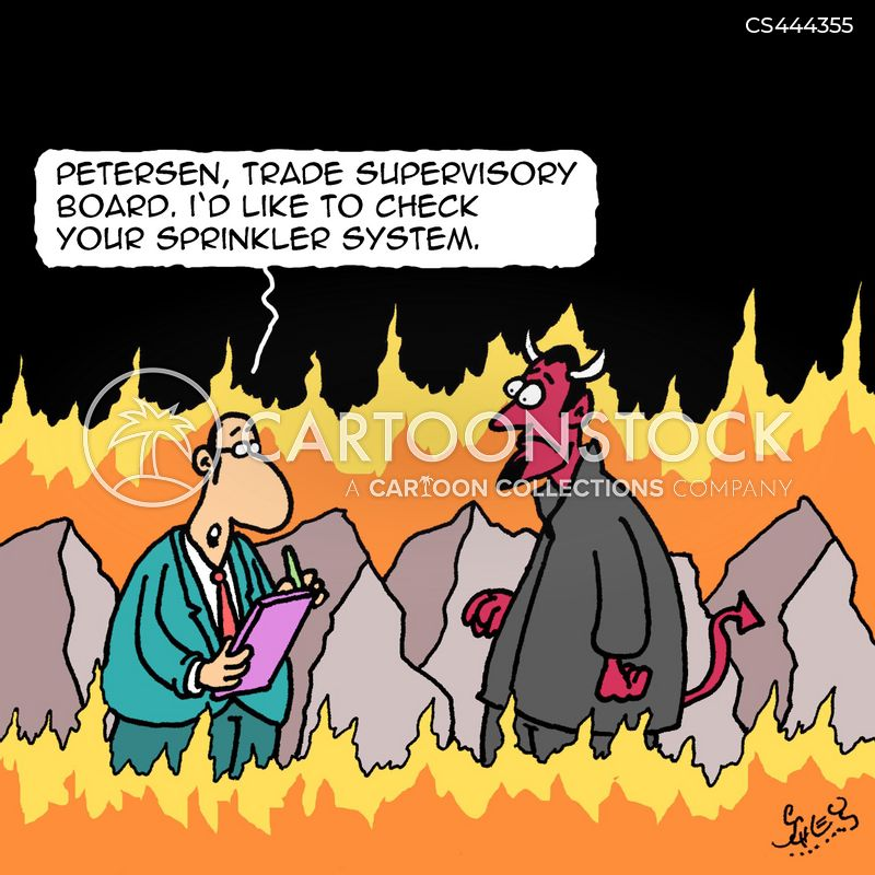firesafe cartoon