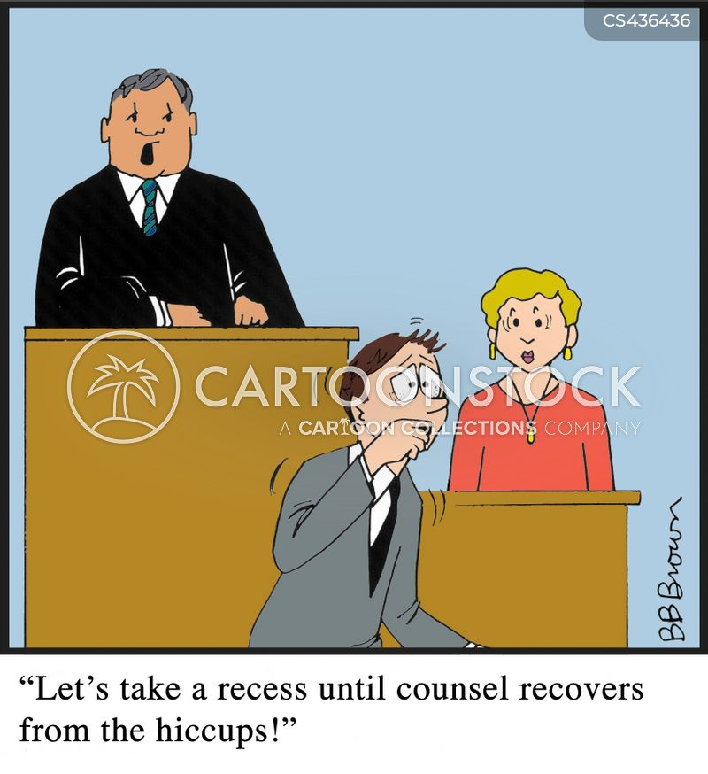 recesses cartoon