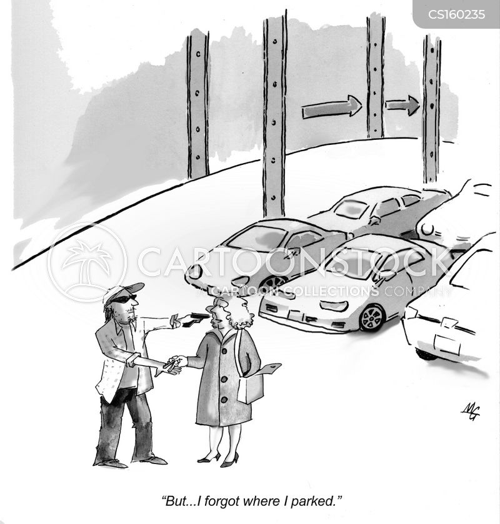 carjack cartoon