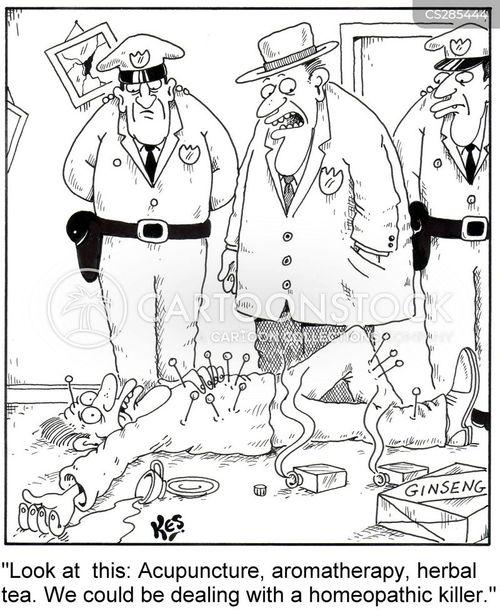 homoeopathic cartoon