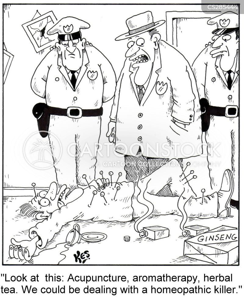 homeopathical cartoon