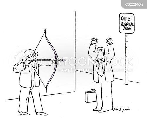silencer cartoon