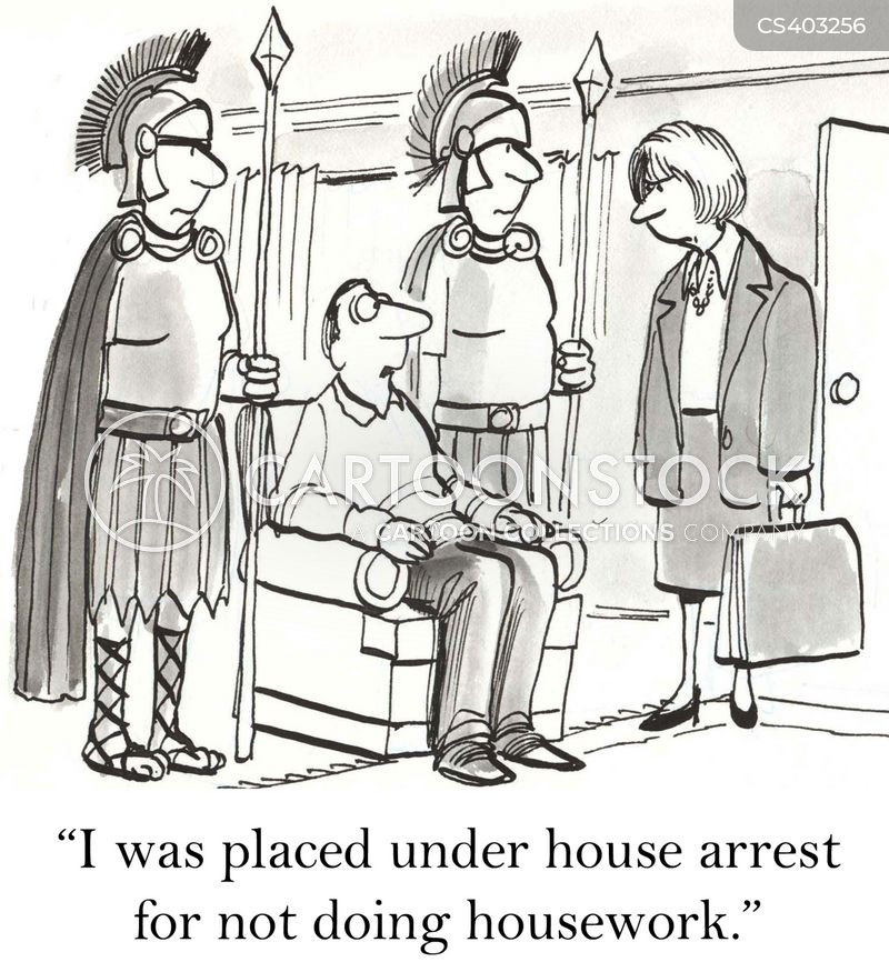 houseworks cartoon