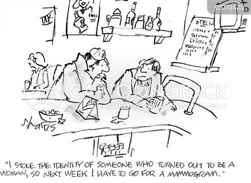 identity thieves cartoon