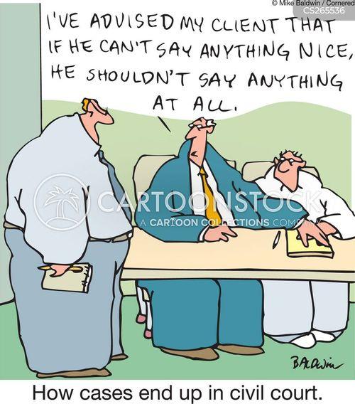 dont say anything at all cartoon