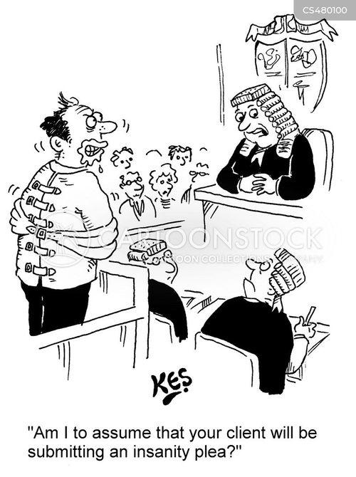 witness testimonies cartoon