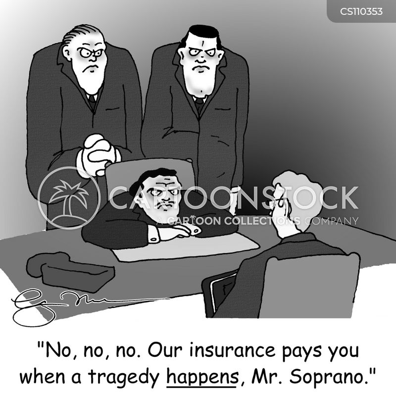 payouts cartoon