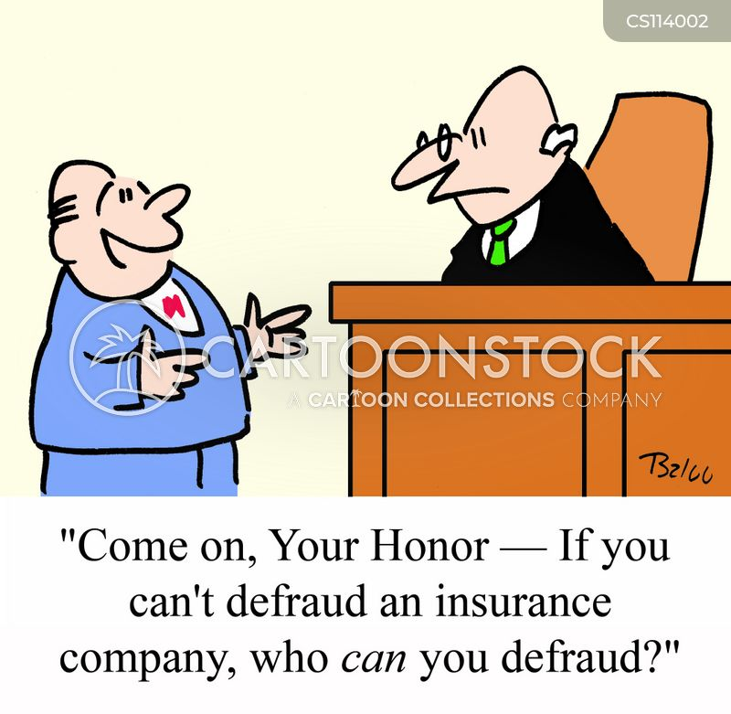Just a thought.: Defraud