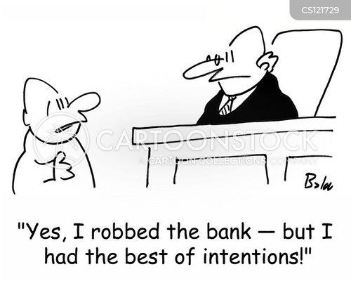 intentions cartoon