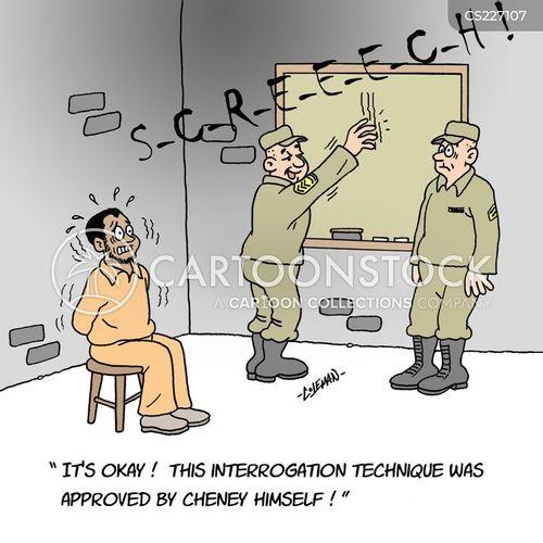 dick cheney cartoon