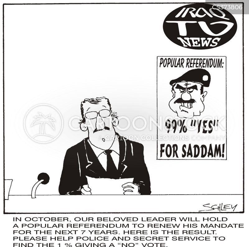 pre-iraq war cartoon