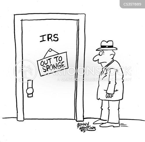 government fraud cartoon