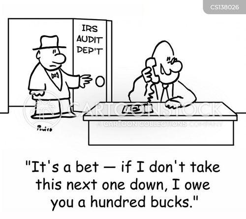 hm customs and revenue cartoon