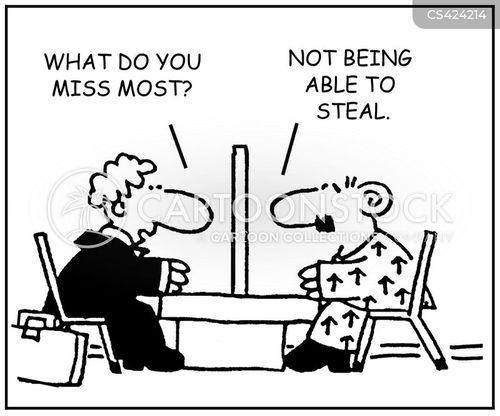 incarcerations cartoon