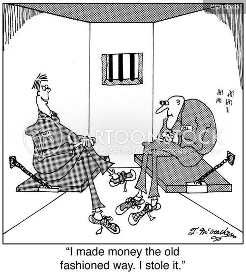 stealers cartoon