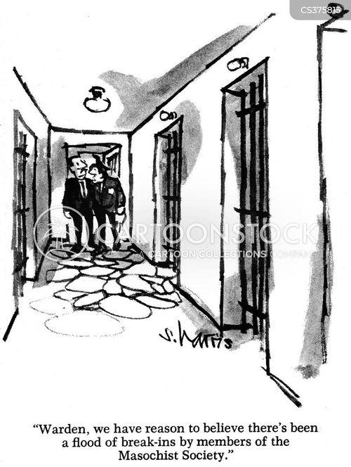 masochist society cartoon