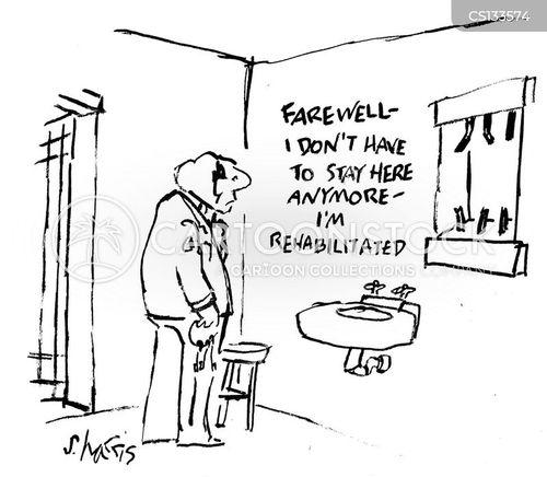 rehabilitate cartoon
