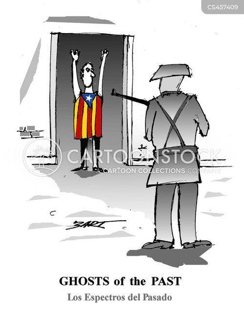 repression cartoon