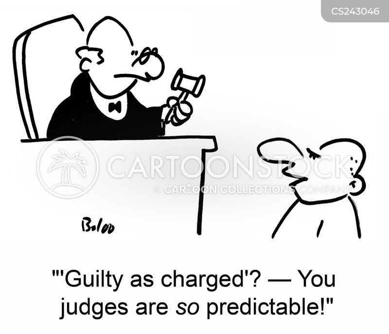 guilty as charged cartoon