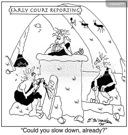 chiseling cartoon