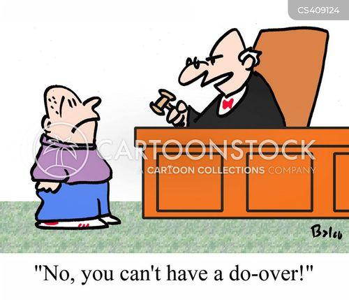 do-overs cartoon