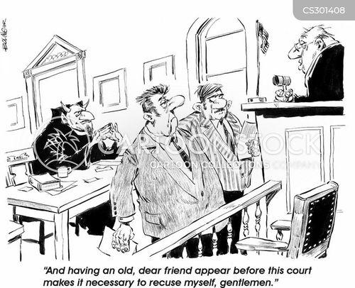 recuse cartoon
