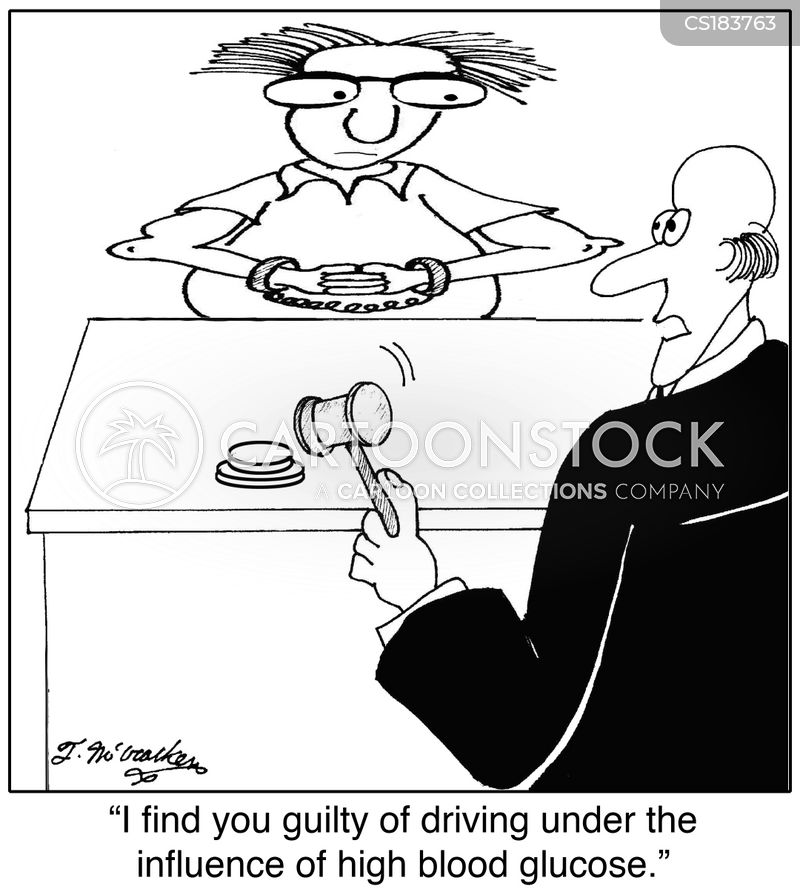 driving under the influence cartoon