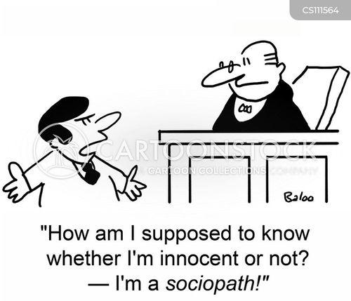 sentenced cartoon