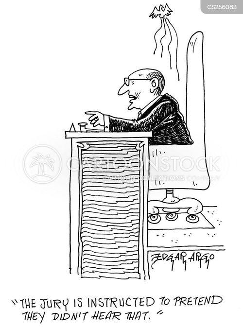 unjust cartoon