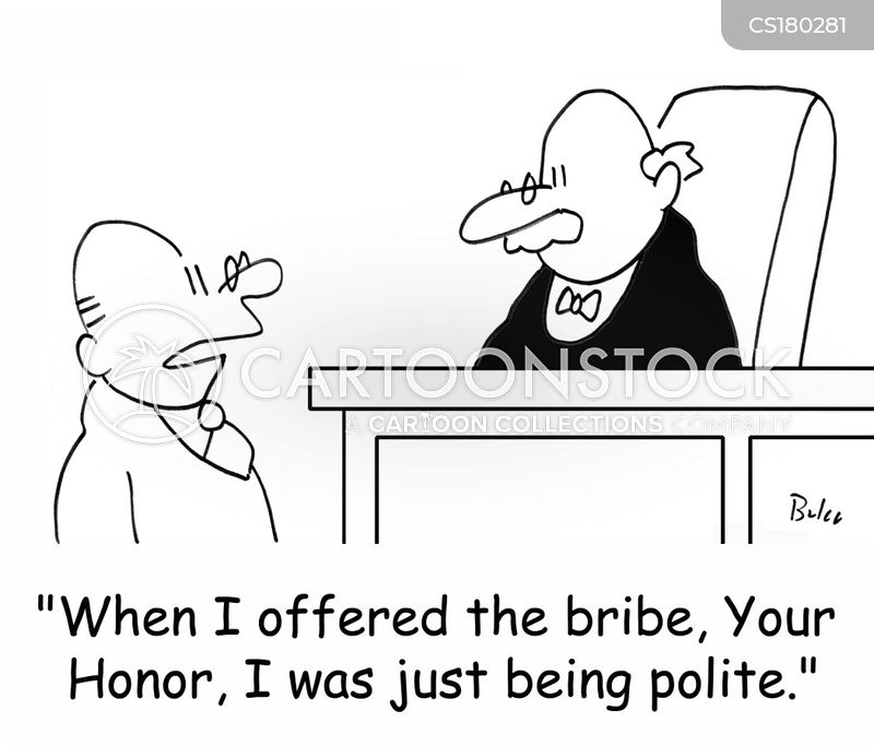 Legal Systems Cartoons and Comics - funny pictures from CartoonStock