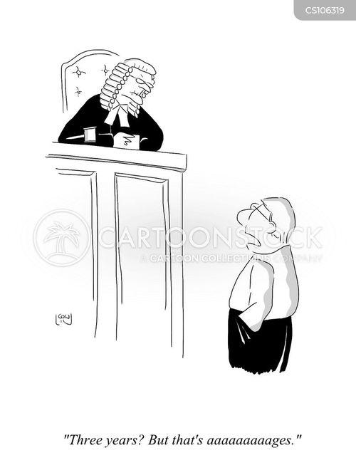 jail term cartoon