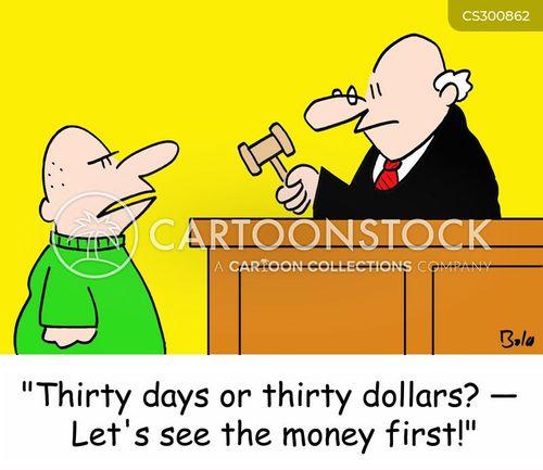 thirty cartoon