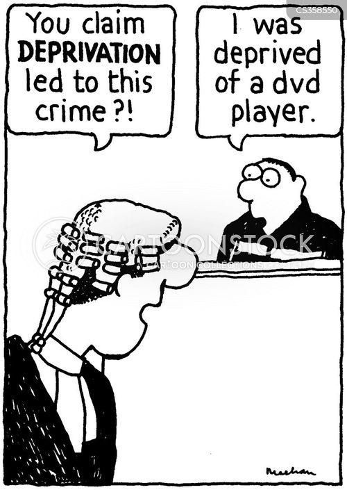 deprived cartoon