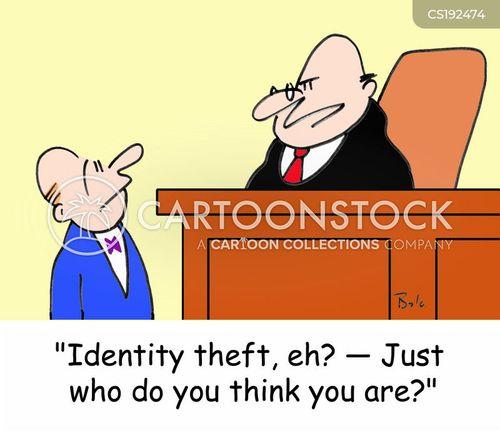 convictions cartoon
