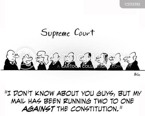 constitutions cartoon