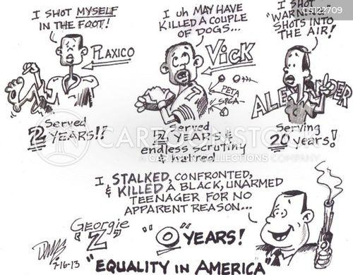 high profile cartoon